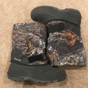 Kamik Men's Winter Boots